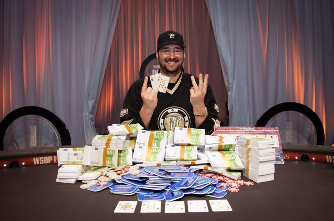 The Hand I'll Never Forget: Hellmuth's 'White Magic' at the WSOPE Main Event 0001