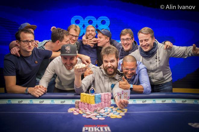 WSOPE One Drop : Dominik Nitsche empoche 4 millions de dollars et un 4e bracelet 0001