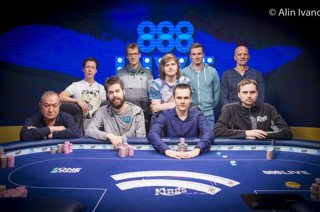 WSOPE One Drop : Le replay vidéo de la finale, 3,5 millions d'euros à la gagne 0001