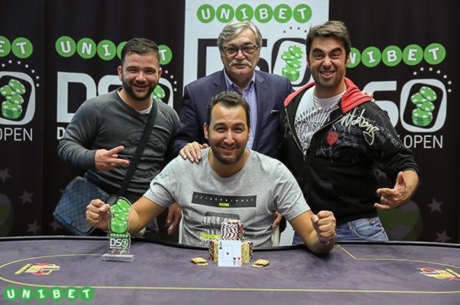 La Grande Motte : Le DSO et 40.000€ pour Youness Ait Hssain, Kevin Conesa runner-up... 0001