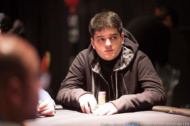 WSOPE: Lucas Baruc é a Esperança Brasileira; MacPhee Ainda em Prova 0001