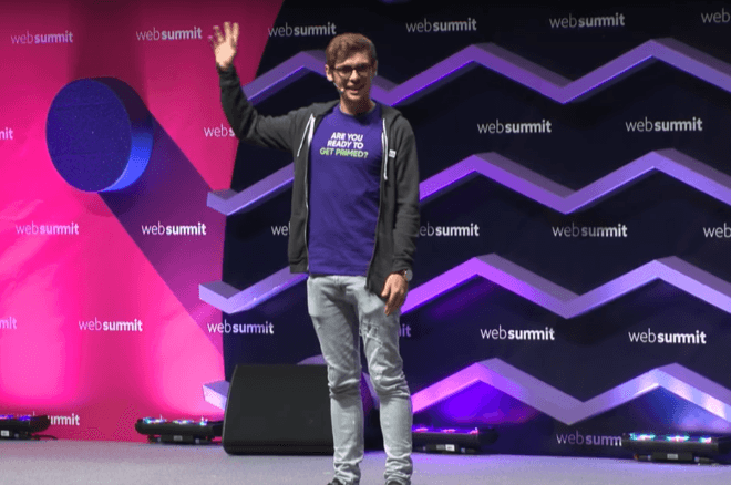 It's the Journey, Not the Result: Fedor Holz Speaks at Web Summit 0001