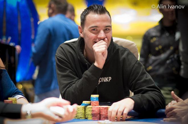 WSOP Europe Main Event - Mathijs Jonkers bij de laatste twaalf op Dag 5!
