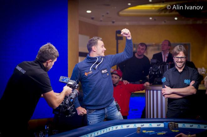 WSOP Europe - Jonkers eindigt als derde (€476.585), Roca De Torres wint voor €1.115.207! 0001