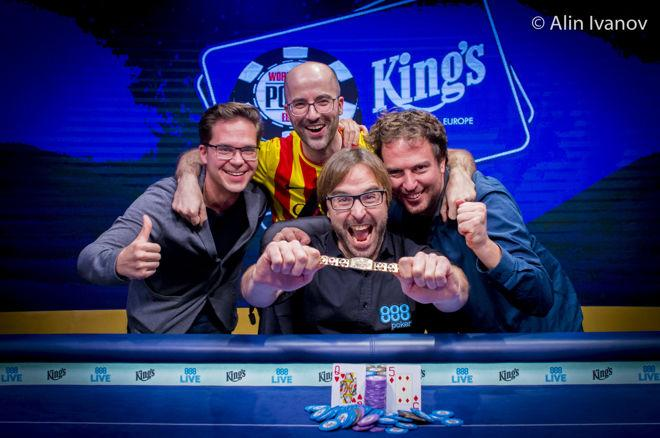Martí Roca de Torres gana el Main Event de las WSOPE 2017 por 1,105,207 € 0001