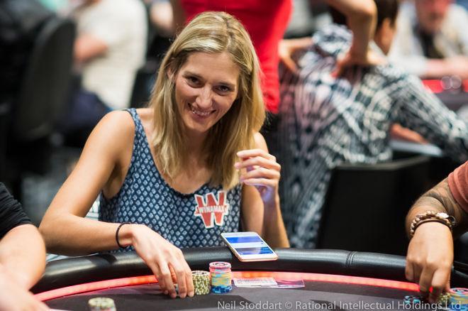 Dans La Tête D'un Pro : Gaëlle Baumann aux WSOP 2017 (épisode 5) 0001