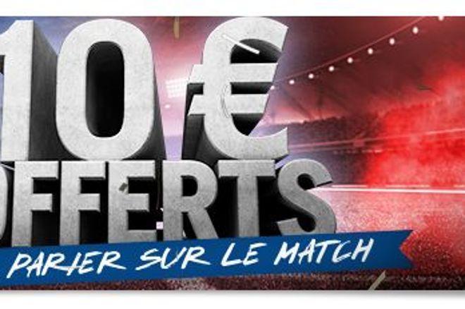 Allemagne - France : Un pari offert de 10€ sur Winamax 0001