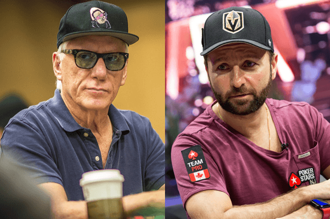 James Woods e Daniel Negreanu