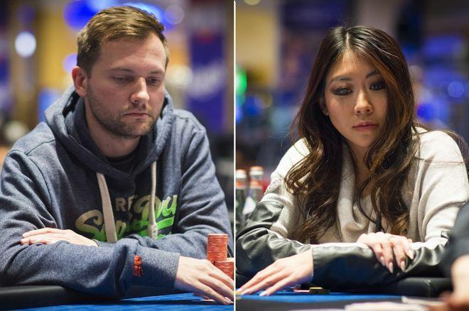 Hand Review: Two Monster Hands Clash in WSOPE Main Event