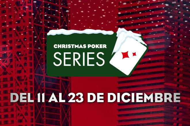 La navidad cambia de color en el Christmas Poker Series de Casino Barcelona 0001