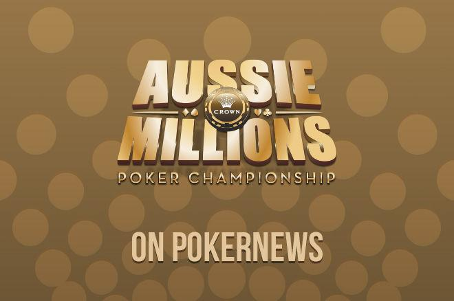 PokerNews Returns for 2018 Aussie Millions Coverage 0001