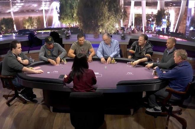 """Leave it to Seiver"" on PokerGO's ""Poker After Dark"""