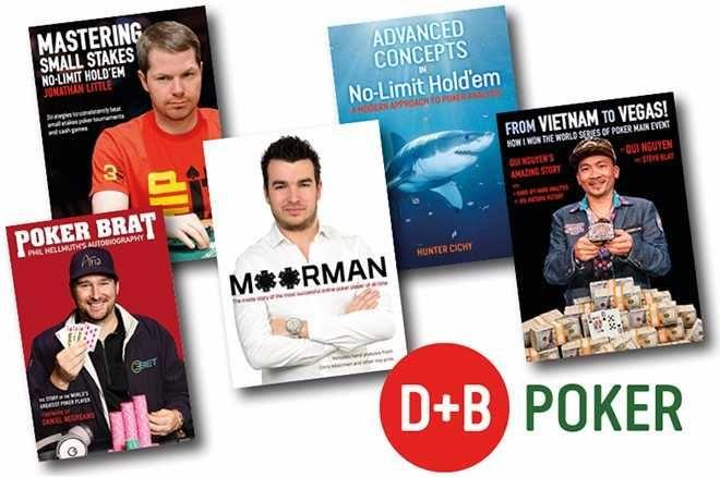 2017 PokerNews Holiday Gift #1: Books from D&B Poker 0001