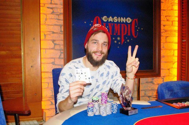 """Paskutinį """"November Festival"""" šalutinį turnyrą laimėjo Povilas Jakutis 0001"""
