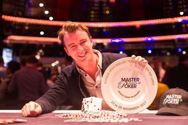2017 MCOP (11) - Joris Ruijs wint de €10.300 High Roller voor €206.242!