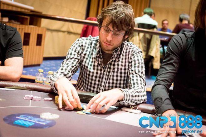 Gerard Carbó tomó ventaja en el Día 2 de la Gran Final del Circuito Nacional de Poker 2017 0001