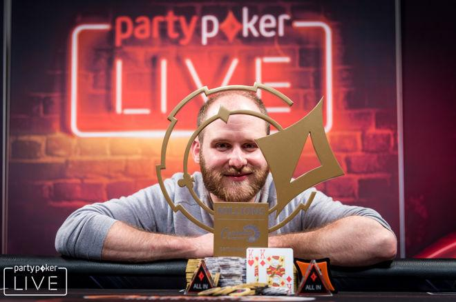 Caribbean Poker Party Festival : Sam Greenwood encaisse un million, 3 Français dans l'argent 0001