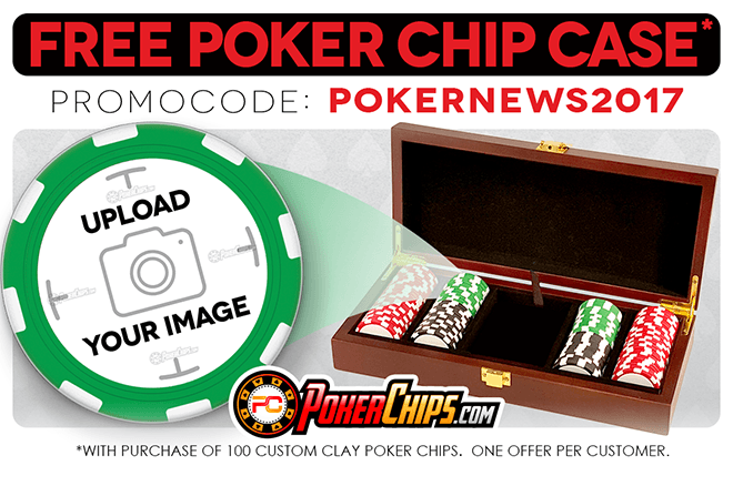 2017 PokerNews Holiday Gift 2: Custom Poker Chips -- PokerChips.com 0001