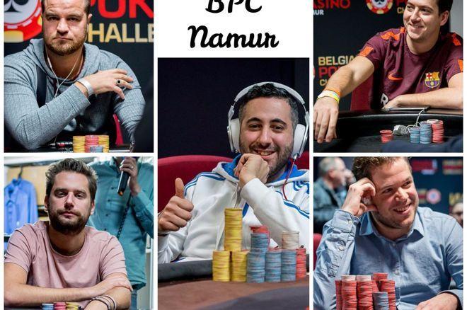 BPC Namur : Arne Coulier au bord de l'exploit, Finale pour Berende, Baldassarre et Lybaert 0001