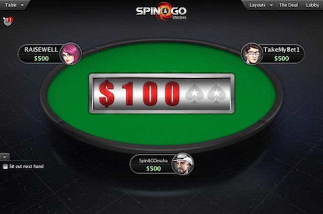 Jak grać w turniejach Spin&Go 0001