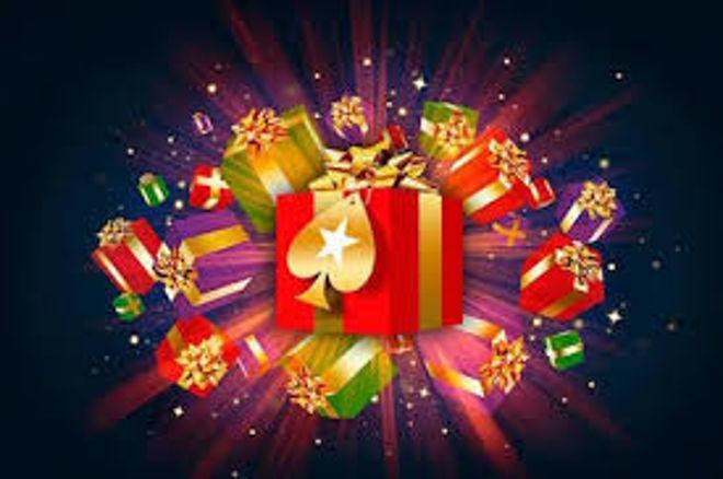 Коледни оферти с над $2 милиона в кеш награди от 1 до 25 декември в PokerStars 0001