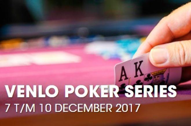 Venlo Poker Series donderdag van start, laatste serie voor Dutch Open