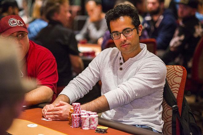 Ajay Chabra Leads Final 18 in World Poker Tour Five Diamond 0001