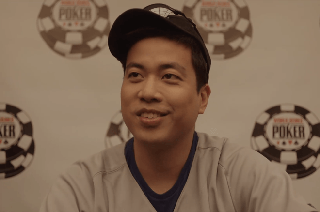 Former WSOP Main Event Finalist Doug Kim Has a New Web Series 0001