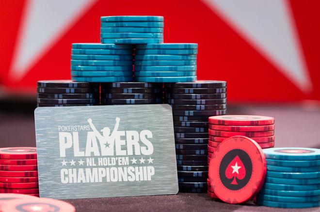 лого PokerStars Players No Limit Hold'em Championship