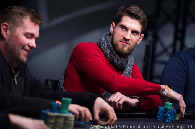 """""""PokerStars Championship Prague"""" pagrindinis turnyras: ketvirtoji diena tiesiogiai 0001"""