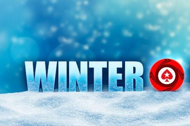 PokerStars : Les Winter Series débarquent, un million d'euros à partager 0001