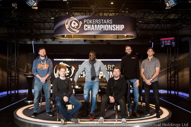 Replay : La finale du PokerStars Championship Prague 0001