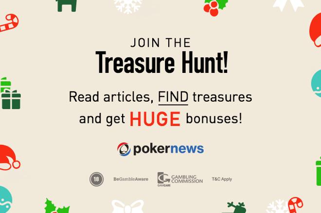 PokerNews treasure Hunt