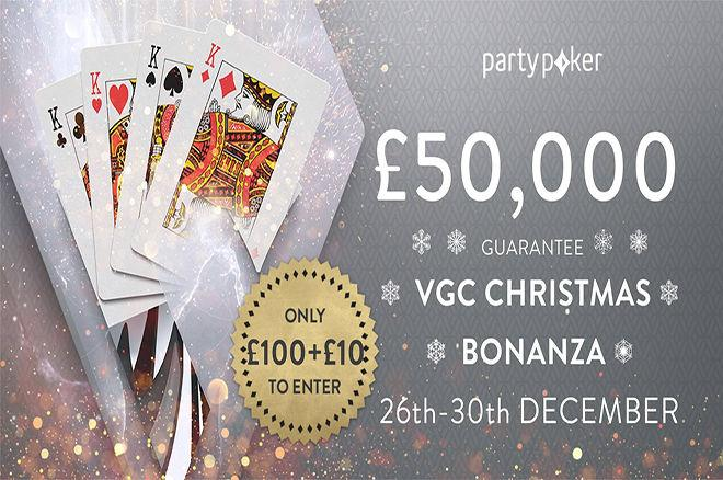 £50,000 Guaranteed VGC Christmas Bonanza in Leeds From Boxing Day 0001