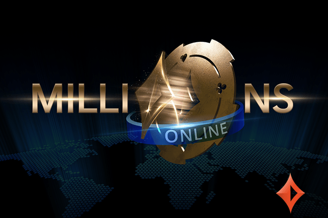 partypoker Announces Record-Breaking $20M Gtd. MILLIONS Online 0001