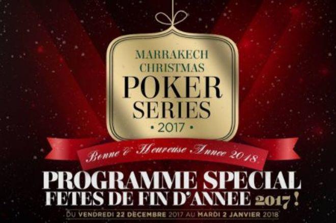 Christmas Poker Series : Noël à Marrakech 0001