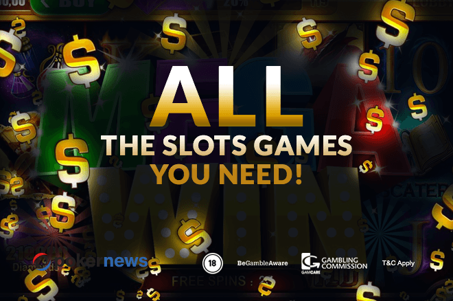 Slot Machine Games Websites