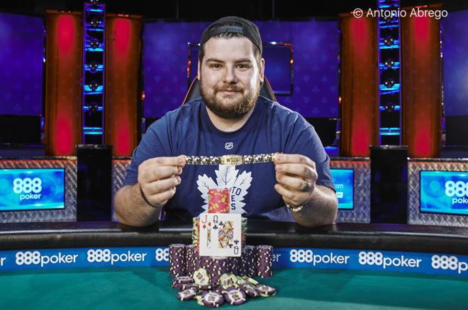 Pablo Mariz WSOP