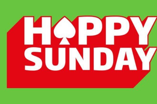 Happy Sunday : Les tournois à moitié prix sur PMU Poker 0001