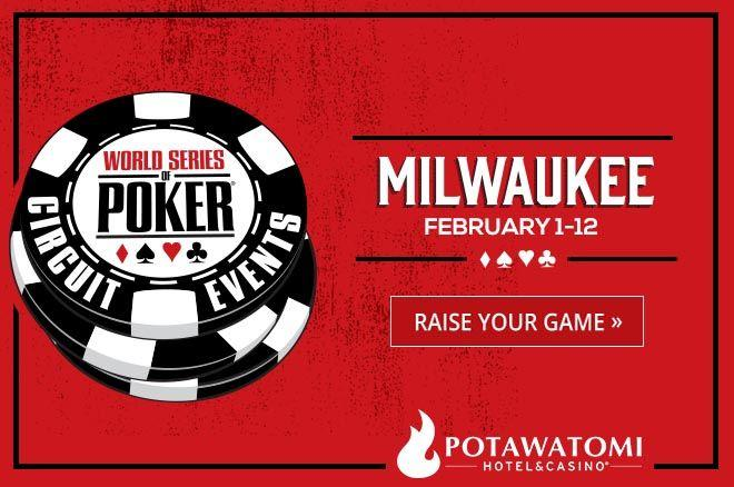 WSOP Heads to Potawatomi: The Midwest's Premier Entertainment Destination 0001