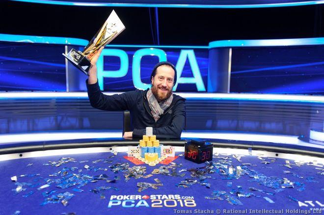 Steve O'Dwyer Wins the PCA $50,000 High Roller ($769,500) 0001