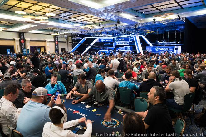 PCA 2018 Main Event Day 2