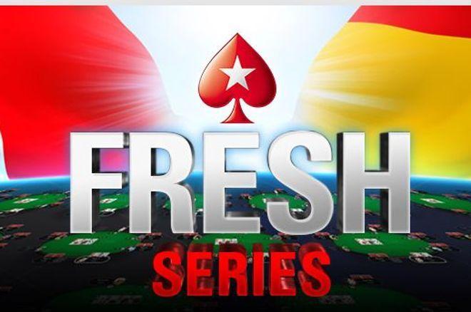 FRESH Series : Le festival PokerStars avec 50 tournois et 5 millions de dotation 0001