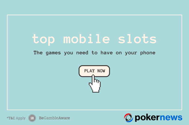 top mobile slots 2019