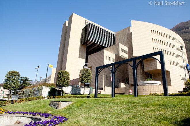 Faillite : Le Casino de Campione fermera en mars 0001