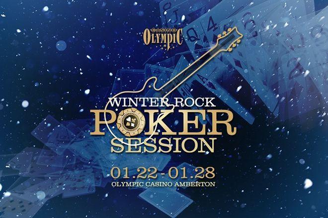 "Klaipėdoje startuoja ""Winter Rock Poker Session"" 0001"