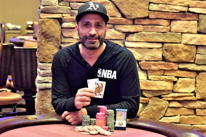 Hafiz Khan Wins WSOP Thunder Valley Circuit Main Event for $188K 0001