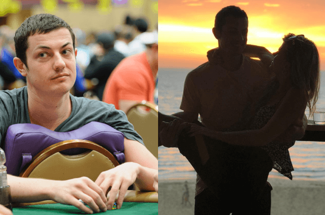 Sweet Photo of Tom Dwan and His Fiancé Surfaces 0001