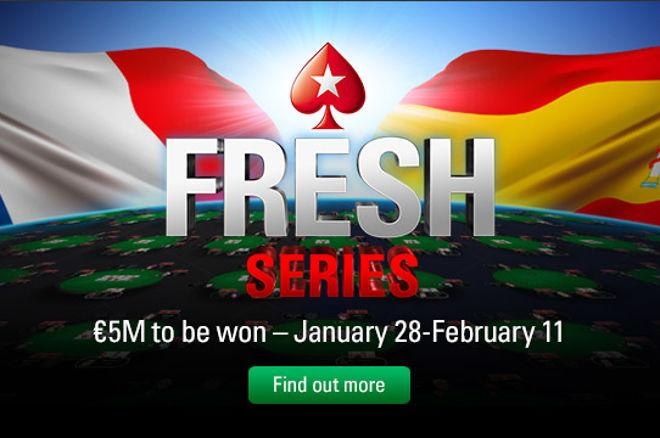 PokerStars FRESH