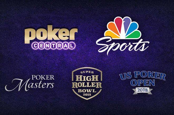 Poker Central & NBC Sports